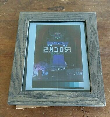 8x10 Wooden Contact Printing Frame - Digital Negitive Ready & in Beautiful Shape