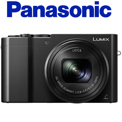 Panasonic Lumix DMC-ZS100 Digital Camera, Black