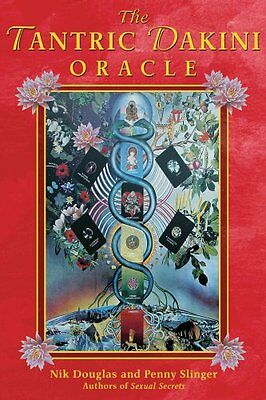 The Tantric Dakini Oracle by Nik Dougals 9780892811373 (Cards, 2003)