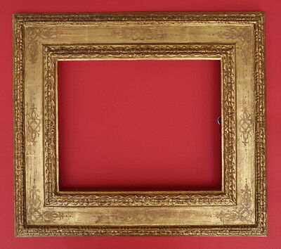 Antique Frame, South Germany, 19th century - carved and gilded      (# 2008)