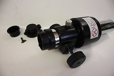 """Meade DS-60 60mm Telescope Focuser with 1.25"""" and .965"""" Focuser Backs - New!"""