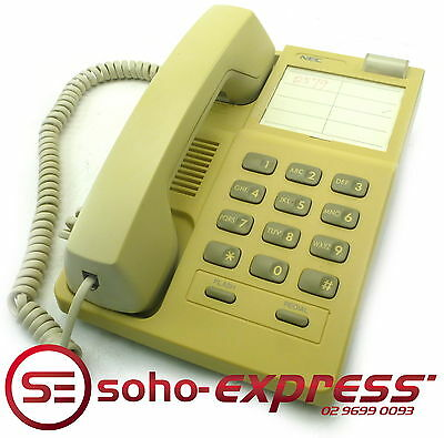 Nec Digital Phone Business Telephone Handset Dtp-1-1A (Wh)