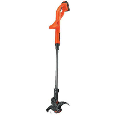 Black & Decker 20V MAX 1.5 Ah Li-Ion 10 in. String Trimmer/edger LST201R Recon