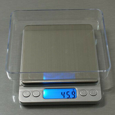 Newest Electronic Digital Scale KitchenBalance Weight LCD Display Scales 1kg-3kg