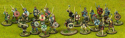 SAGA Viking Warband 4 Point Starter Army 28mm Scale SSB03