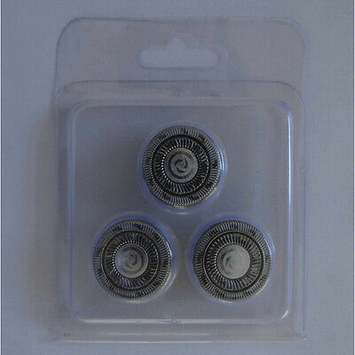 New 3X Shaver Replacement Heads For Philips Norelco Sensotouch Razor Blades