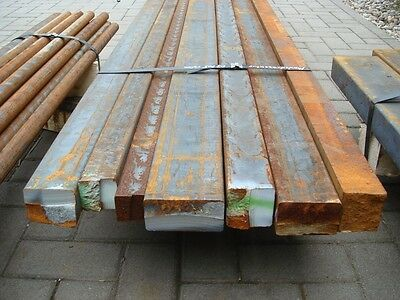 Gray Cast Iron GGL 25 CA: 100x70mm Casting Rod Rectangle