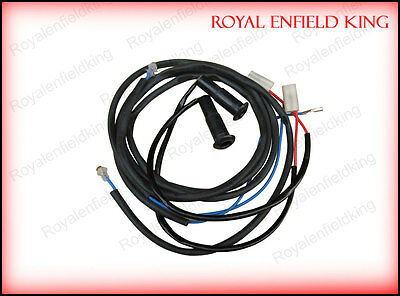 Vespa PX - LML Side Panel Indicator Wiring Loom and Holders