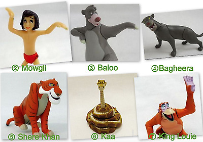 Jungle Book - Mowgli Baloo Choco Egg Disney Capsule Toy by Furuta from Japan