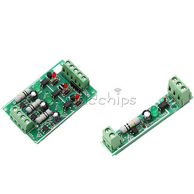 1/3-Bit  Channel AC 220V Optocoupler Isolation Module Board Adaptive For PLC