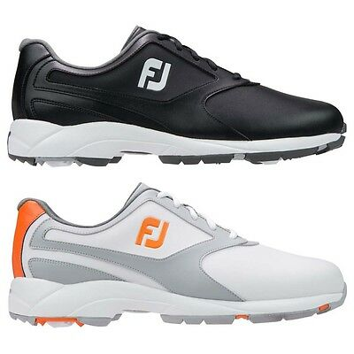 Mens FootJoy Athletics Spikeless Closeout Golf Shoes - Choose Size and Color