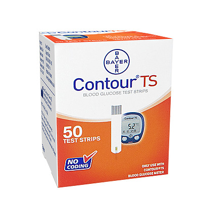 Bayer Contour Next XT Blood Glucose Diabetic Test Strips **BRAND NEW & SEALED**