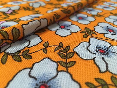 Textured Crepe - Fashion Fabric - The Mustard Flower - Dress Fabric