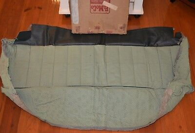 NOS VINTAGE  FoMoCo seat cover Bm-7362900-CAN 1950's-1960's? green cloth ford