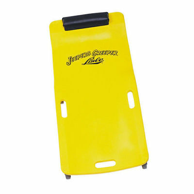 Lisle Low Profile Plastic Creeper (Yellow) 93102 New
