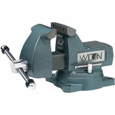 Wilton 744 4 in. Mechanics Vise with Swivel Base 21300 NEW