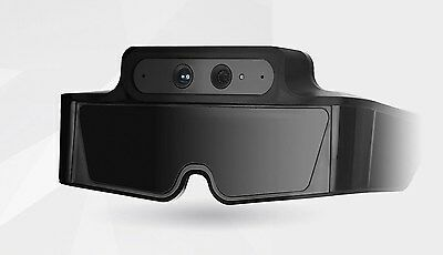 New Meta 1 Augmented Virtual Mixed Reality Develipment AR Glasses Headset VR