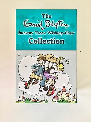The Enid Blyton Collection 'Faraway Tree & Wishing-Chair' Collection - 6 Books