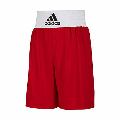 adidas Base Punch Boxing Shorts Red