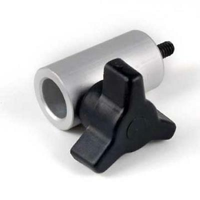 """Novatron 5/8"""" Female to 1/4-20 Male Mounting Adapter. #N4053"""