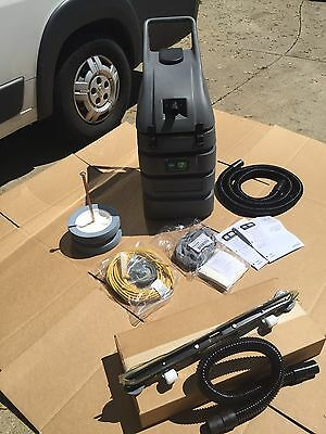 NEW Nobles Tennant V-WD-15 15 Gallon Wet Dry Vacuum w/ Squeegee ~ Brand New