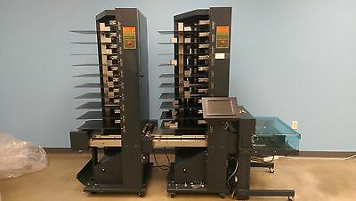 C.P. Bourg BST10-d Collating System, Horizon, Duplo, Watkiss
