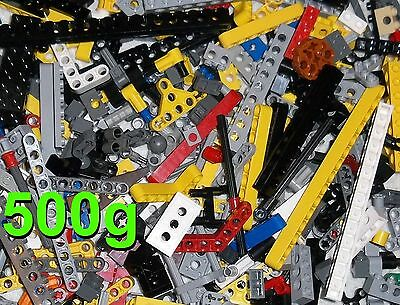 **lego Technic Excellent Quality 500G Random Pieces **