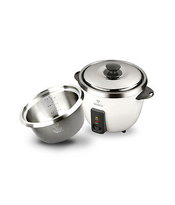 New Cookware Buffalo Ezy Small Rice Cooker (5 cups)