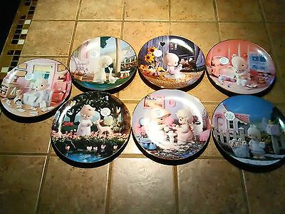 Precious Moments - Collector Plate - Praise the Lord Anyhow - 1994