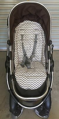 Icandy Peach 2 or 3 Pram Liner and Strap Set.