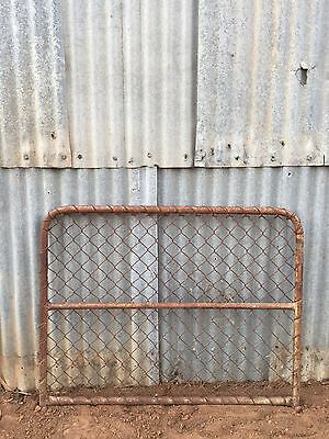 VINTAGE RUSTIC FARM GATE 1210 X 940mm