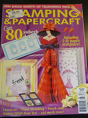 Stamping and Papercraft, Vol 11 No 4