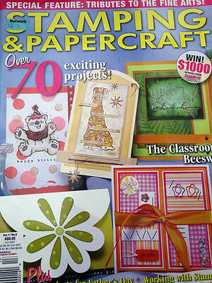 Stamping and Papercraft, Vol 11 No 9