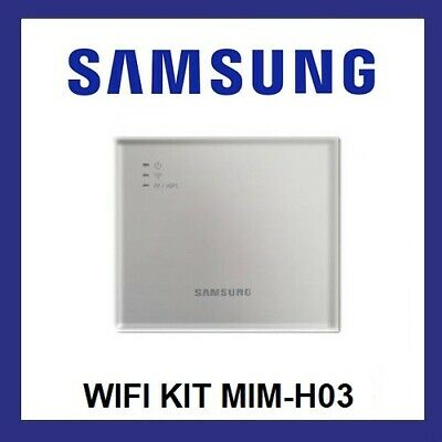 Brand New Samsung Wifi Kit  Air Conditioner Ducted Split System Control MIM-H02