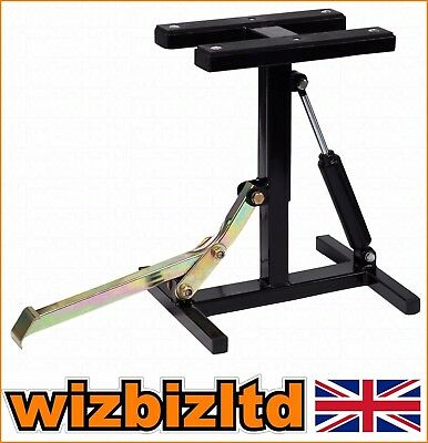 Pit Bike Work Shop Heavy Duty Road H Lift with Damper 60cc to 700cc PDSMX08