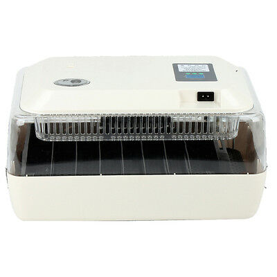 Egg Incubator Hatcher Fully Automatic Digital LED Turning Chicken Duck Poultry