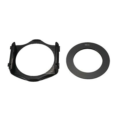 58mm Adapter Ring + 3-Slot Filter Holder for Cokin P Series Camera R4G2