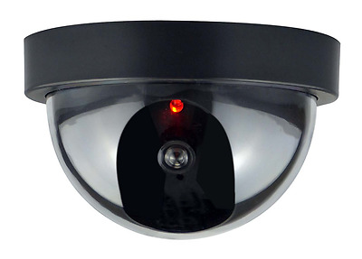 Telecamera Finta Con Sensore Movimento Dome Dummy Led