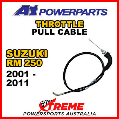 PU Pull Throttle Cable Suzuki RM125//RM250 2001-2007 #141853