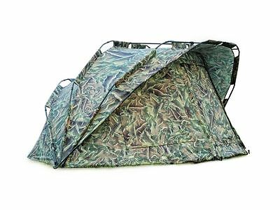 MK Angelsport Fort Knox Nature Pro Dome 3,5 Mann Angelzelt Bivvy Karpfenzelt