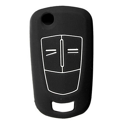 2/3 Button Silicone Remote Key Cover Case Fr VAUXHALL OPEL CORSA ASTRA Yell T9J2