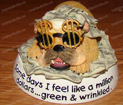 Some days I feel like a MILLION DOLLARS...green & wrinkled (Zelda Wisdom, 4893)
