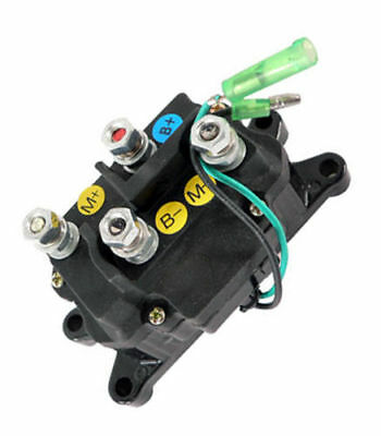 New Heavy Duty Solenoid Contactor For Ramsey, Warn, Superwinch, Champion Winch
