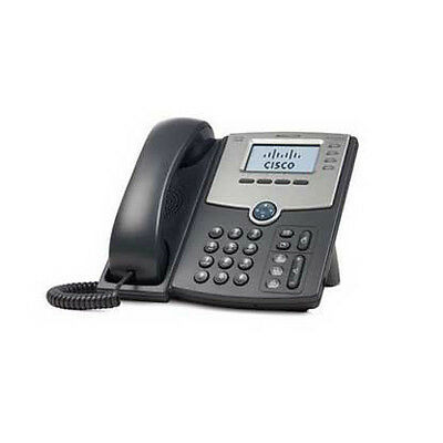 Telefono VoIP de 4 Lineas Cisco Small Business SPA 504G