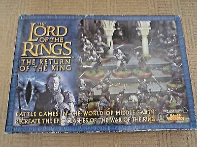 Lord Of The Rings Battle Strategy Game With 47 Figures & Books And More / Very R