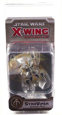 Fantasy Flight Games, Star Wars X-Wing Miniature Game StarViper Expansion pack