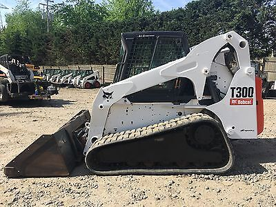 2006 Bobcat T300 Skid Steer