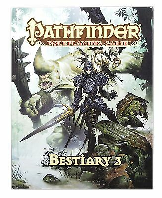 Paizo, Pathfinder Roleplaying Game, Bestiary 3 Guide, New