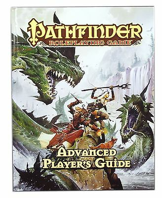 Paizo, Pathfinder Roleplaying Game, Advanced Player's Guide, New