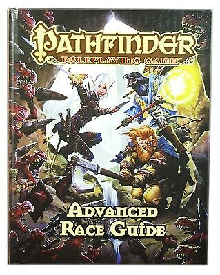 Paizo, Pathfinder Roleplaying Game, Advanced Race Guide, New